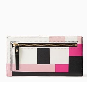 NWT Kate Spade Shore Street Stacey Wallet